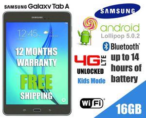 Samsung Galaxy Tab A SM-T355Y 8.0 WiFi + 4G LTE 16GB 1.5 GB