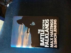 The Battle for the Falklands by Max Hastings and S Jenkins