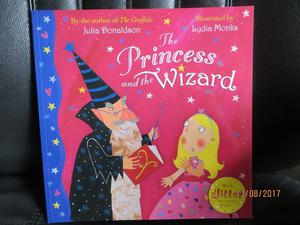 The Princess and the Wizard book