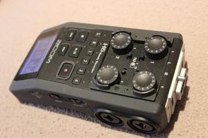 Zoom H6 6 track/channel Recorder