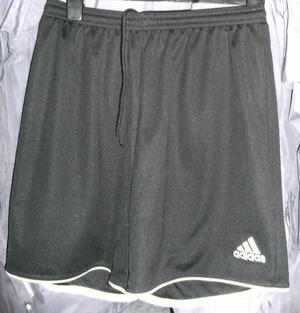 2 pairs black sports shorts