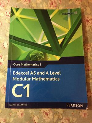 4 AS/A level Mathematics Textbooks Edexcel
