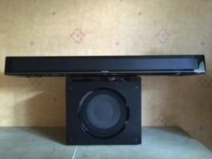 42 inch Panasonic TV with Panasonic Theatre System