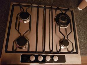 AEG gas hob (can deliver)
