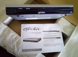 ASTRATEC DVB DIGITAL BOX WITH REMOTE CONTROL