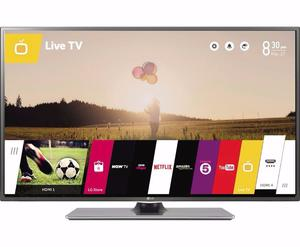 """(As New) LG 42LF652V 42"""" 3D Smart WebOS WiFi Built In LED TV / Netflix / 3D Glasses"""
