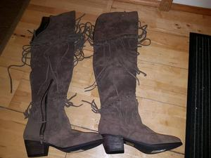Brand new river island cowboy boots size 7 prices on at