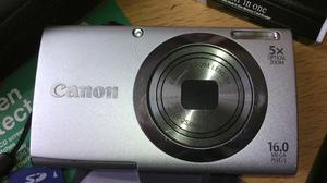 Canon PowerShot AMP Digital Camera - Silver