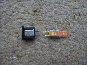 Channel 61 Radio Control Transmitter & Receiver Crystals 35