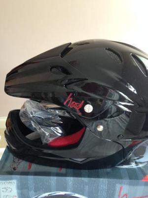 Child's full face helmet
