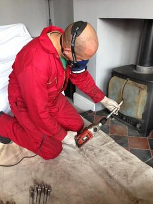 Chimney Sweep in Oldham area