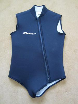 Diving Semi Dry Jacket, Neoprene 7mm