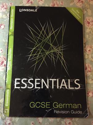 Essentials GCSE German Revision Guide