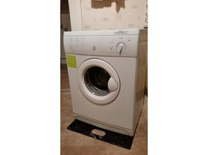 Indesit 6kg tumble dryer like new can deliver for a small