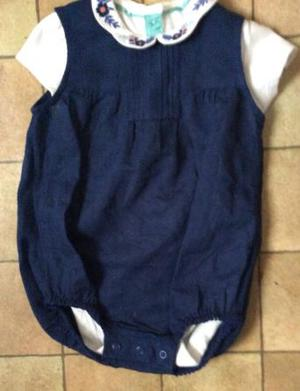 M & S 2 x piece Baby outfit