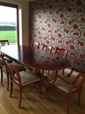 Mahogany dining table and six chairs Posot Class : Mahogany Dining Table and Six Chairs 20171221001139 from class.posot.co.uk size 768 x 1024 jpeg 189kB