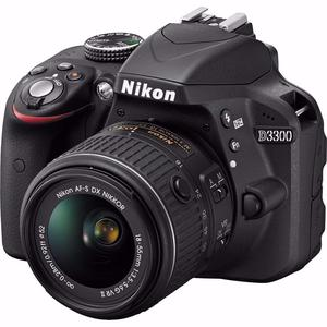 Nikon D DSLR Camera w/mm lens-24MP,sdcard 2x battery,remote shutter release & in carry bag