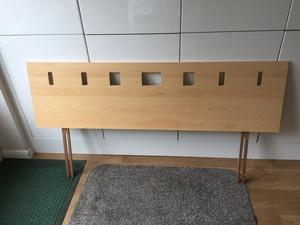PRICE REDUCED - Double Bed Headboard