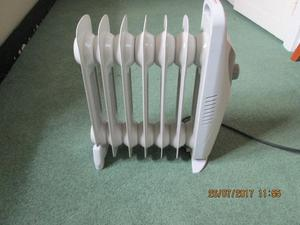 PROlectrix electric oil filled mini heater.