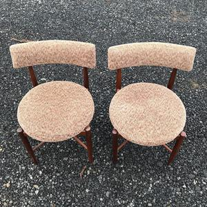 Pair of Vintage GPLAN G Plan Teak dining chairs