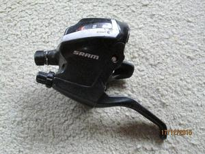 SRAM trigger gear shifter (incl P&P)