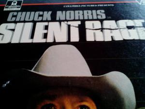 Silent rage Chuck Norris