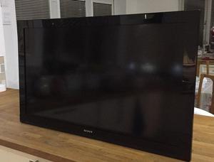 "Sony Bravia 40"" LCD TV."