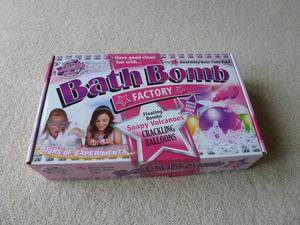 Wild Science - Bath Bomb Factory
