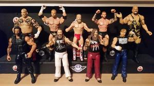 Wrestling figures mattel