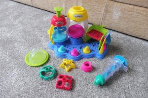 play-doh sweet shoppe/ playdough/ playdoh cake decorating
