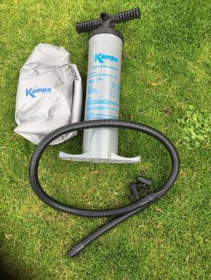 Air awning pump