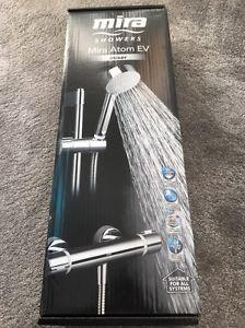 BRAND NEW, Boxed,cost £149, MIRA Atom Shower, Thermostatic