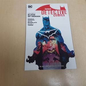 Batman Detective Comics TP Vol 8 The Blood Of Heroes -