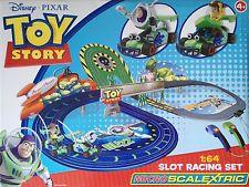 Disney Toy Story Micro Scalextric Car Racing Set 1:64 Scale