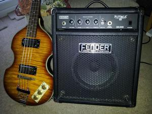 Fender Rumble 15 watt Bass amp
