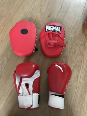 Kick boxing kit M