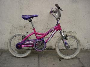 Kids Bike by Magna, Pink, 16 inch wheels Great for Kids 5 Years+, JUST SERVICED / CHEAP PRICE!!!!!!!