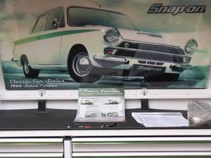 Limited edition lotus cortical snap on roll cab
