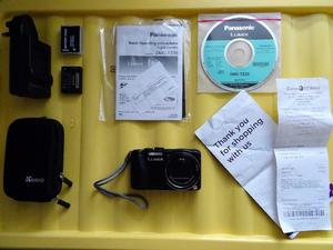 Panasonic TZ35 Digital Camera & accessories