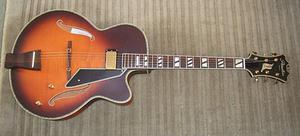 tokai js jazz archtop guitar east lothian posot class. Black Bedroom Furniture Sets. Home Design Ideas