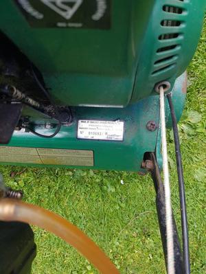 Qualcast Suffolk Punch Lawnmower