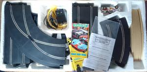 Scalextric GT Interactive + RMS Advanced Track System