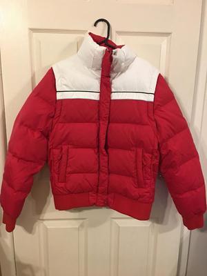 Ski jacket, trousers & fleece