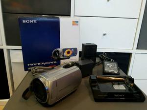 Sony Handycam DCR-SR33 Video Camera, 40GB HDD, Carl Zeiss Lens, 40x Optical Zoom