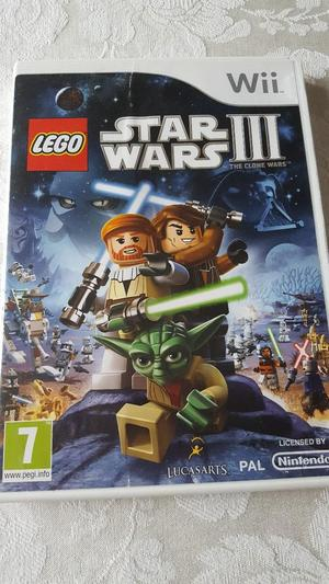 Star Wars 3 for Wii