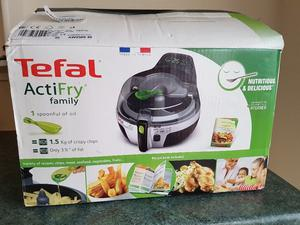 Tefal ActiFry Family 1.5kg black - Tefal AW, (Boxed, Ex/Cond, RRP£