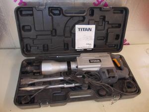 Titan TTB280DRH 15.5kg Hex Shank breaker