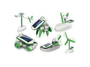 6 in 1 Solar Powered Learning Gadget Toy in Aldershot