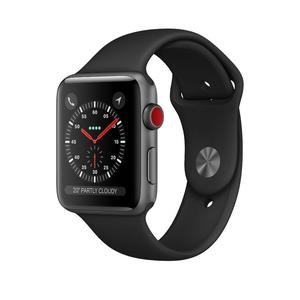 Apple Watch Series 3 GPS + Cellular, 42mm Space Grey Aluminium Case - New/ Sealed