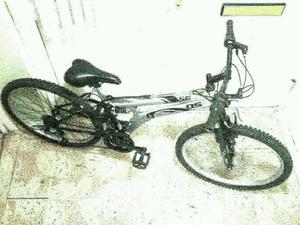 Boys aged  s e 24 full suspension mountain bike (very tidy)